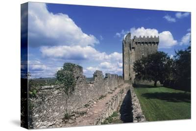 View of Blarney Castle, County Cork, Ireland--Stretched Canvas Print