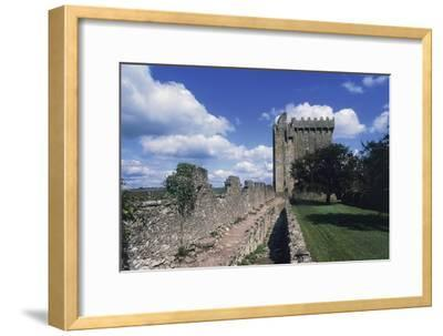 View of Blarney Castle, County Cork, Ireland--Framed Giclee Print