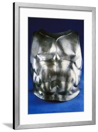 Breastplate from an Ancient Armor, 1550--Framed Giclee Print