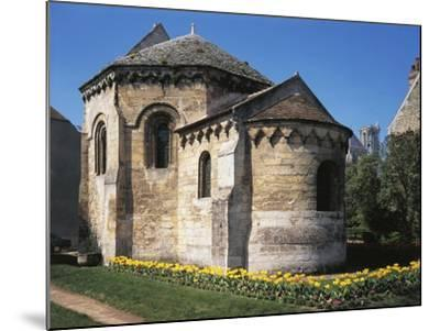 The Octagonal Knights Templar Chapel, Ca 1134, Laon, France--Mounted Giclee Print