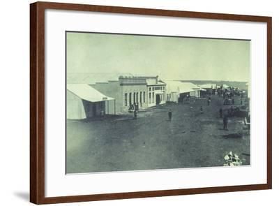South Africa, Johannesburg, 1887--Framed Giclee Print