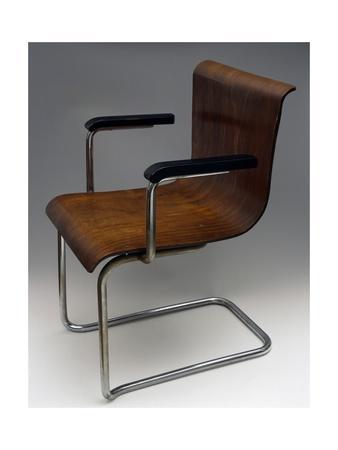 Chair, 1930-1940--Framed Giclee Print