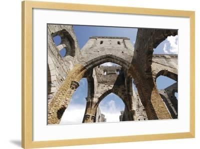 Bermuda, St George's Island, St George, Incomplete Cathedral--Framed Giclee Print