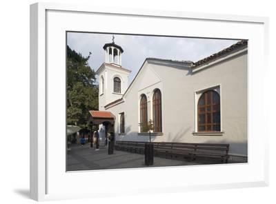 View of Church of St George, Sozopol, Bulgaria--Framed Giclee Print