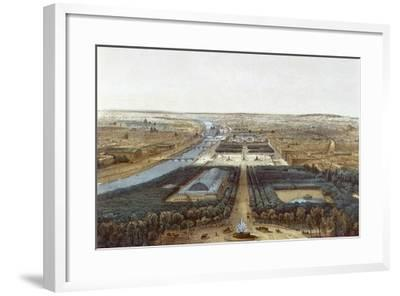 View of Paris--Framed Giclee Print
