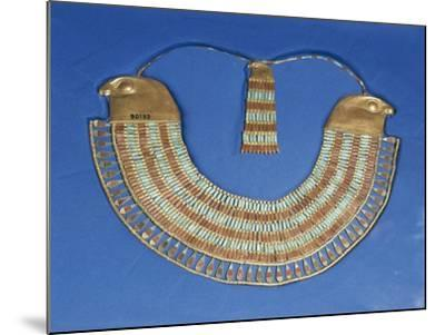 Egypt, Cairo, Necklace That Belonged to Princess Neferuptah, Twelfth Dynasty--Mounted Giclee Print