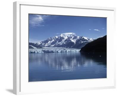 USA, Alaska, Glacier Bay National Park and Preserve, Glacier--Framed Giclee Print