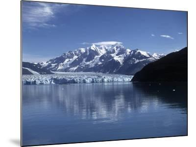 USA, Alaska, Glacier Bay National Park and Preserve, Glacier--Mounted Giclee Print