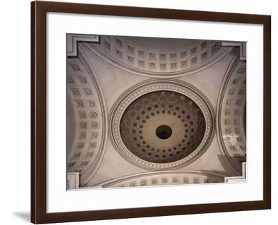 Dome, Church of Sant'Antonio Taumaturgo, Trieste, Friuli-Venezia Giulia, Italy--Framed Giclee Print