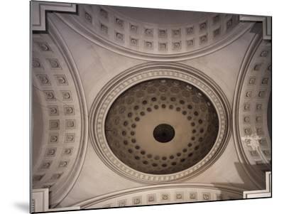 Dome, Church of Sant'Antonio Taumaturgo, Trieste, Friuli-Venezia Giulia, Italy--Mounted Giclee Print