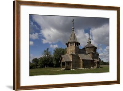 Russia, Suzdal, Church of Transfiguration--Framed Giclee Print