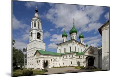 Russia, Yaroslavl, Historical Centre of City of Yaroslavl, Cathedral of Presentation--Mounted Giclee Print