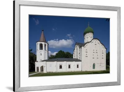 Russia, Veliky Novgorod, Saint Theodore's Church Exterior--Framed Giclee Print