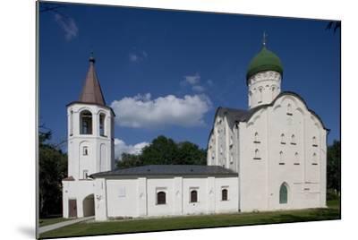 Russia, Veliky Novgorod, Saint Theodore's Church Exterior--Mounted Giclee Print