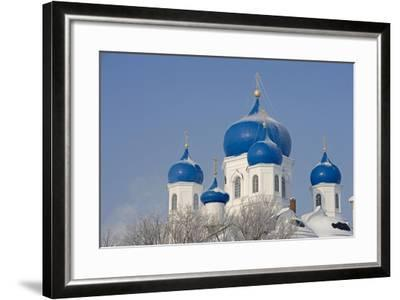 Russia, Golden Ring, Bogolyubov, Cathedral of Nativity of Virgin--Framed Giclee Print