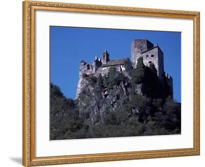 Castle of Appiano, Bolzano, Trentino-Alto Adige, Italy, 12th Century--Framed Giclee Print