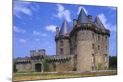 France, Brittany, Ille-Et-Vilaine, Broualan Landal Castle--Mounted Giclee Print