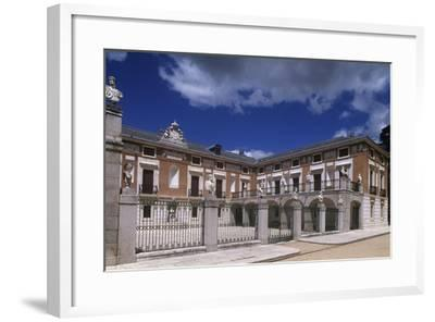 Spain, Community of Madrid, Aranjuez, Royal Farmer's Cottage--Framed Giclee Print
