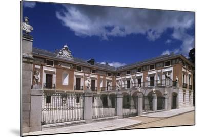Spain, Community of Madrid, Aranjuez, Royal Farmer's Cottage--Mounted Giclee Print