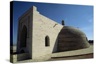 Ancient Cistern, Navoi, Uzbekistan--Stretched Canvas Print