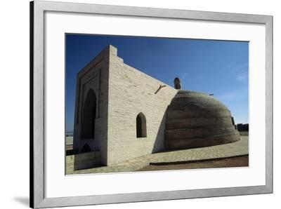 Ancient Cistern, Navoi, Uzbekistan--Framed Giclee Print