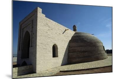 Ancient Cistern, Navoi, Uzbekistan--Mounted Giclee Print