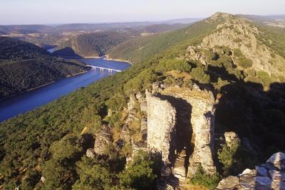 Spain, Extremadura, Monfrague National Park--Framed Giclee Print