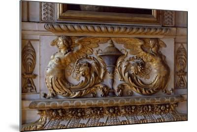 Interior Decoration, Sully Palace, Paris, France--Mounted Giclee Print