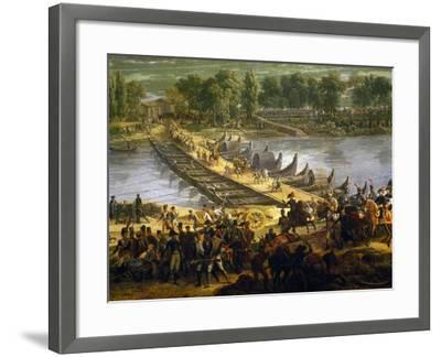 Battle of Arcola, 15-17 November, 1796, Napoleonic Wars, Italy--Framed Giclee Print