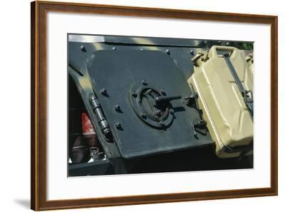 Armored Car AB43, 1944--Framed Giclee Print