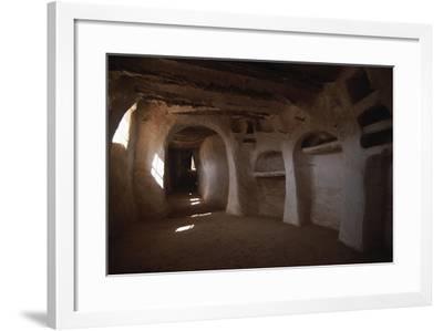 Algeria, M'Zab Valley, Ghardaia, Sidi Bou Gdemma Mosque--Framed Giclee Print