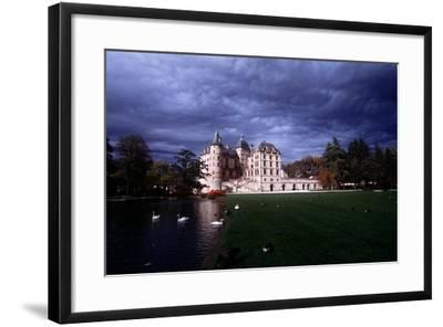France, Rhône-Alpes, Vizille Castle, Built by Duke of Lesdiguières in 17th Century--Framed Giclee Print