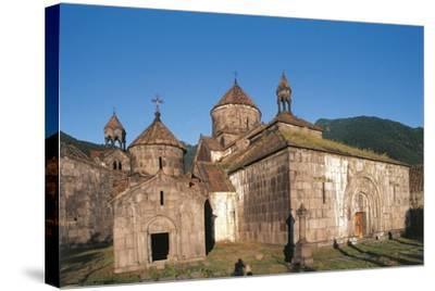 Armenia, Monasteries of Haghpat and Sanahin, Church of St Nishan--Stretched Canvas Print