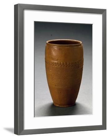 Thin Wall Glasses from Aco--Framed Giclee Print