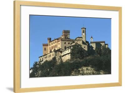 Italy, Piedmont, Castello Falletti Barolo Regional Wine Cellar and Ethnographical and Wine Museum--Framed Giclee Print