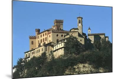 Italy, Piedmont, Castello Falletti Barolo Regional Wine Cellar and Ethnographical and Wine Museum--Mounted Giclee Print