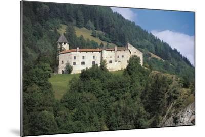 Castel Pietra, Campo Di Trens, Bolzano, Trentino-Alto Adige, Italy, 13th Century--Mounted Giclee Print