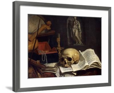 Vanity, France--Framed Giclee Print