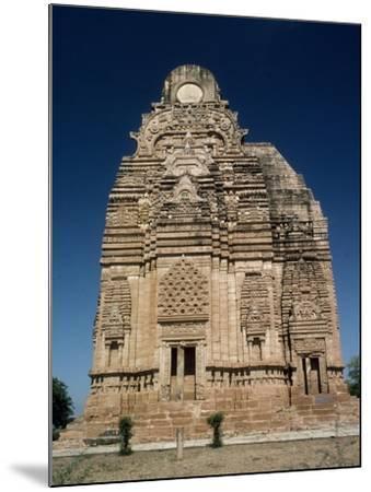 India, Madhya Pradesh, Yasovarman Temple in Gwalior, Indian Civilization--Mounted Giclee Print