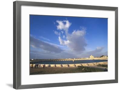 Tunisia, Kairouan, Aghlabid Basin--Framed Giclee Print