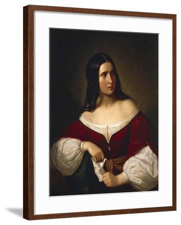 Jealousy-Natale Schiavoni-Framed Giclee Print