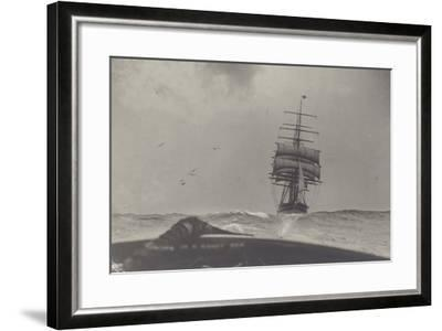Scottish Lochs--Framed Photographic Print