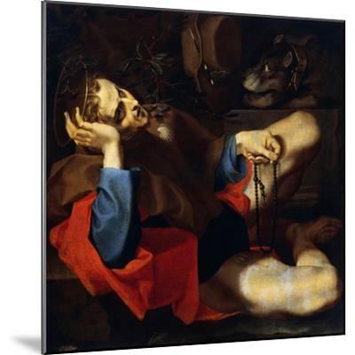 San Rocco, 1596-Andrea Lilli-Mounted Giclee Print