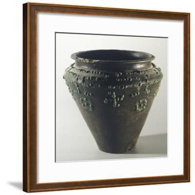 Fictile Bucket--Framed Giclee Print