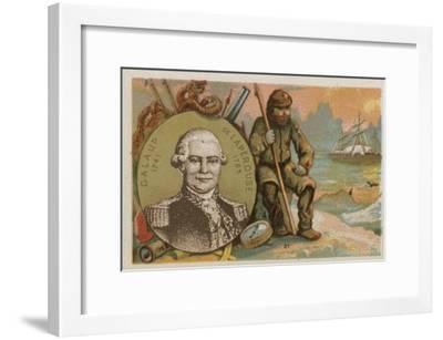 Jean Francois De Galaup, Comte De Laperouse--Framed Giclee Print
