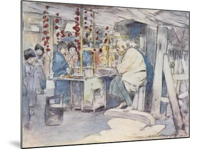 Buying Sweets-Mortimer Ludington Menpes-Mounted Giclee Print