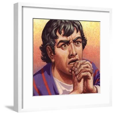 Joseph-Pat Nicolle-Framed Giclee Print