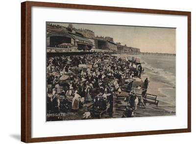 The Sands, Ramsgate--Framed Photographic Print
