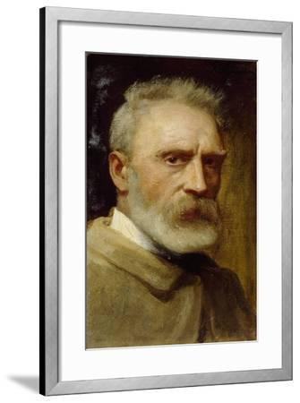 Self-Portrait-Ponziano Loverini-Framed Giclee Print