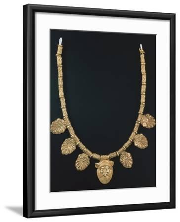 Gold Necklace from Praeneste--Framed Photographic Print